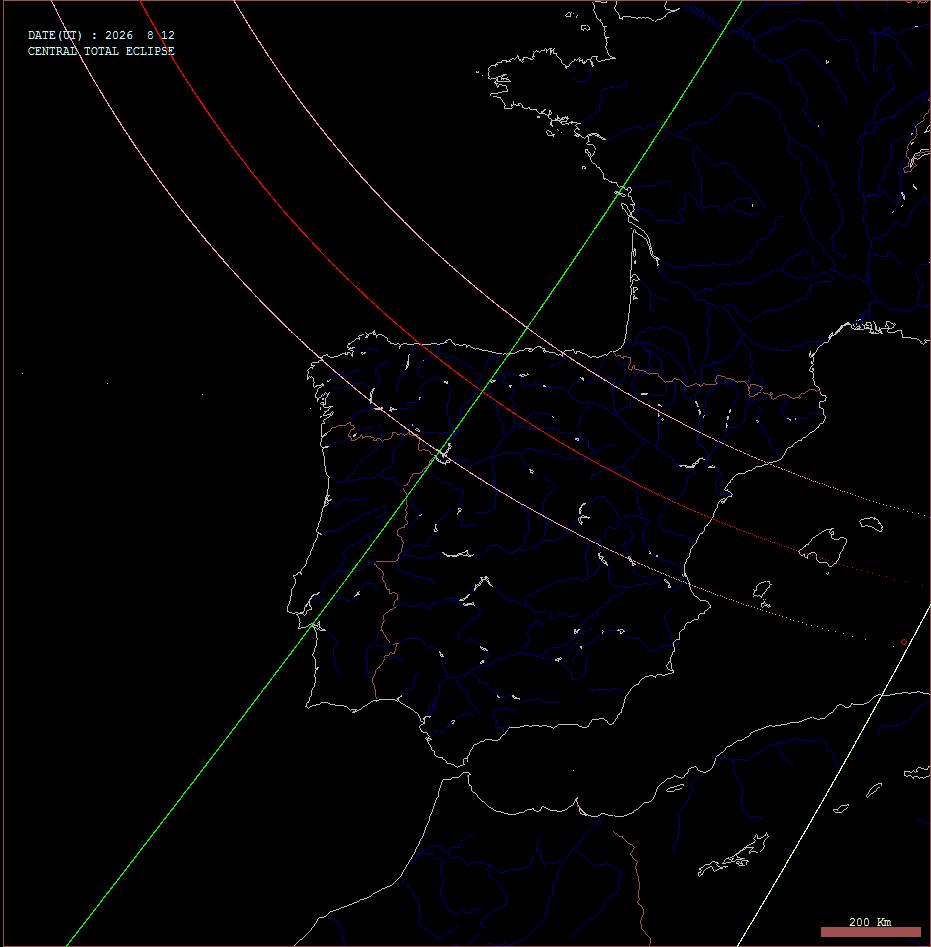 emapwin eclipse 12 Agosto 2026 península ibérica, Francia, Marruecos