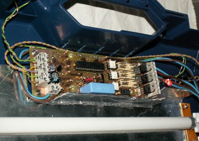 Insoladora ubicación circuito en caja 2