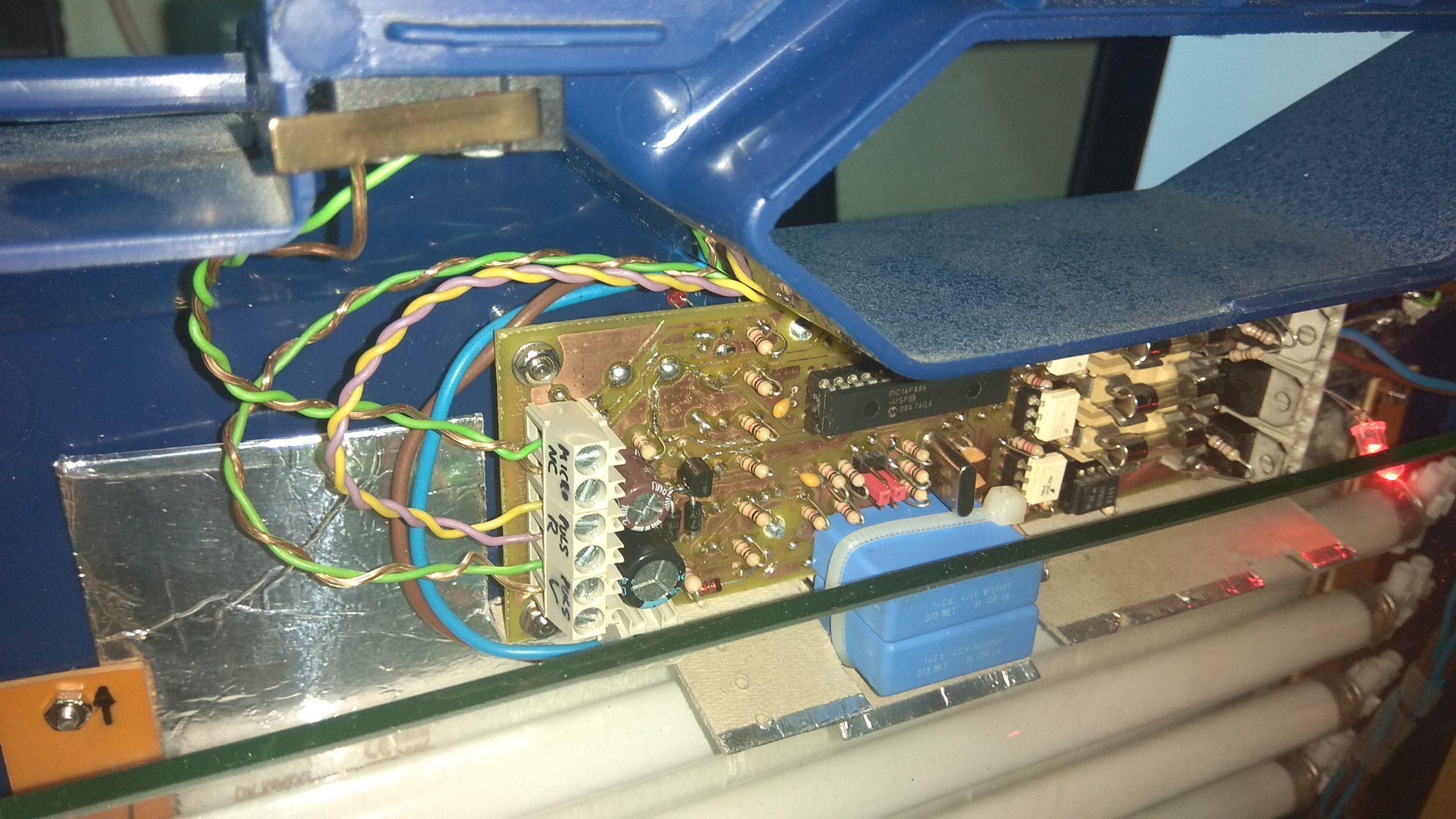 detalle segundo condensador