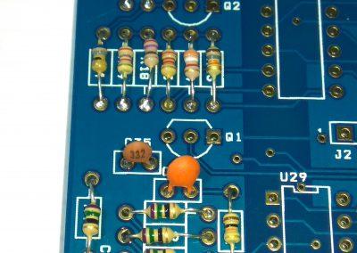 Condensador C35 3,3nF.