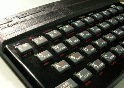Detalle del logo Sinclair.